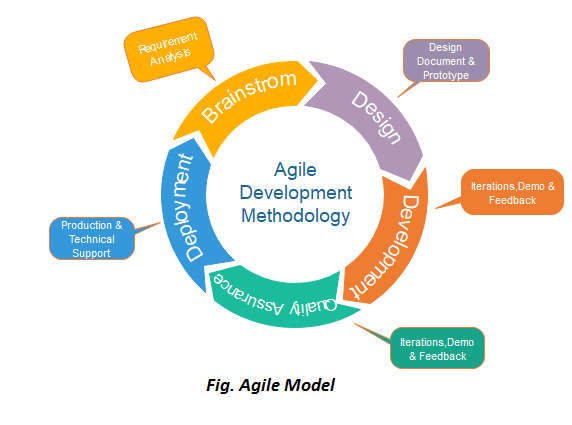 Agile System Development Life Cycle Methodology