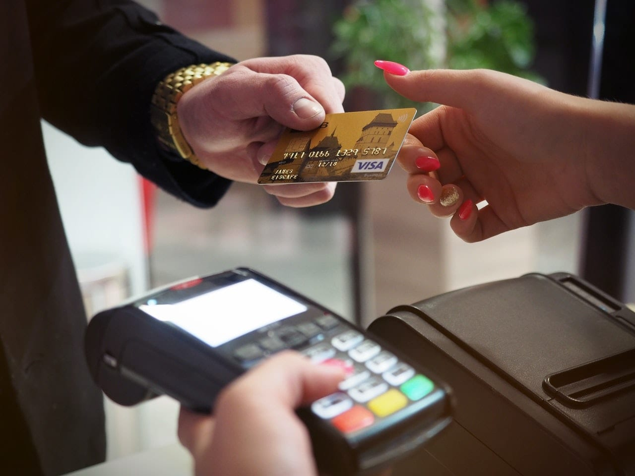 Banking Industry Trends Contactless