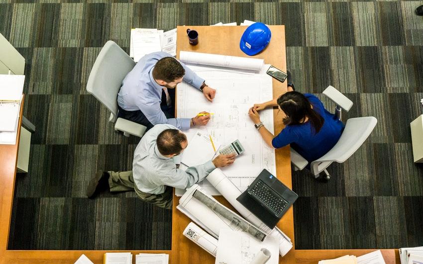 Construction management software teamwork