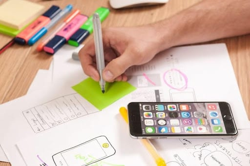Designing UX (User Experience) – Wireframing For App Design Cost