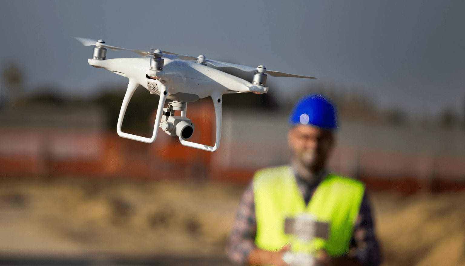 Drones in Insurance Sector