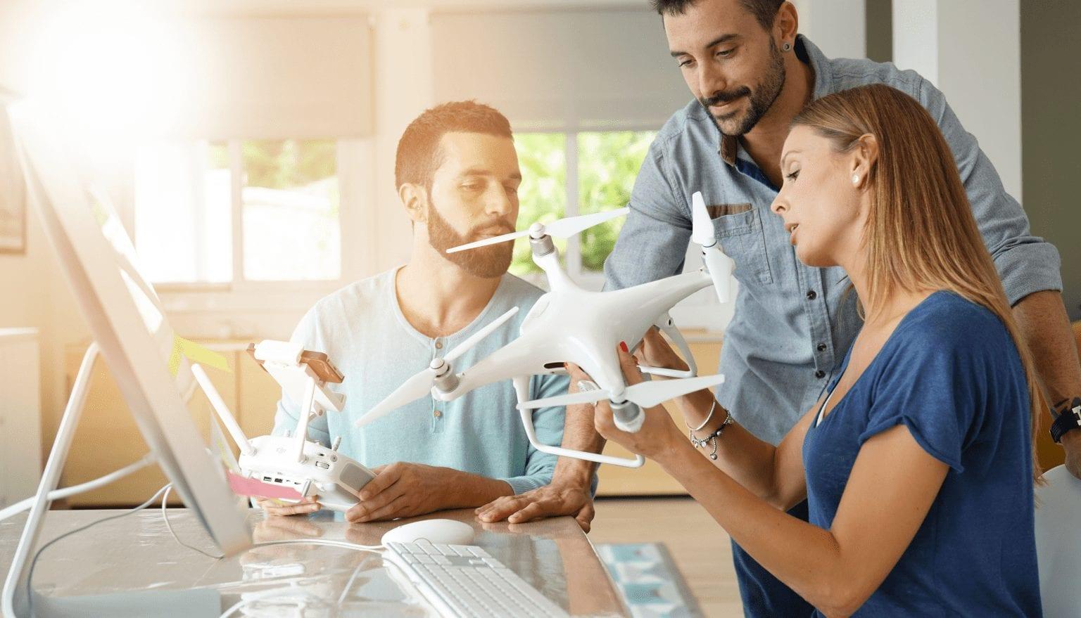 Drones in Insurance Industry 2020