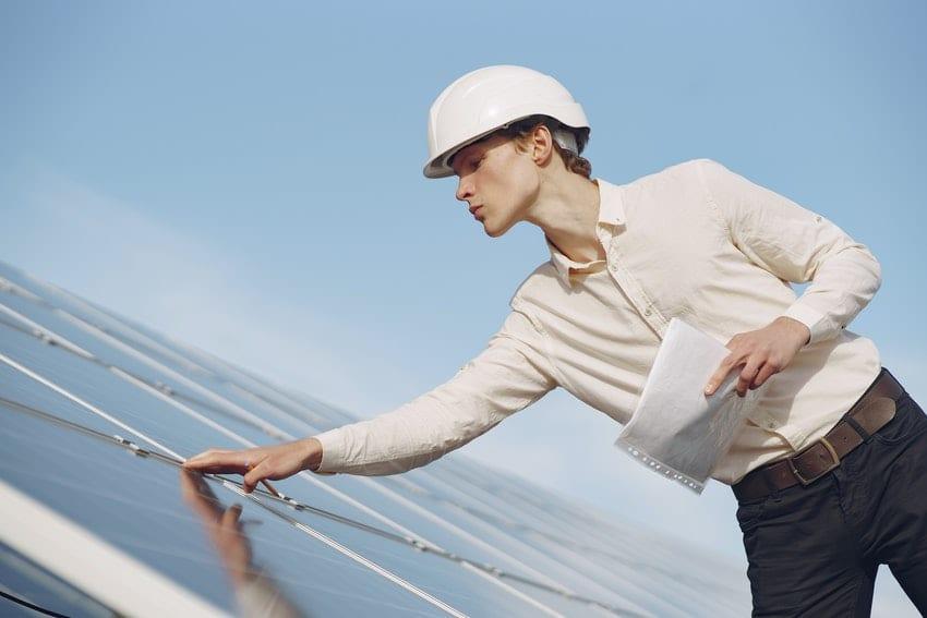 Energy Management System Solar Panel