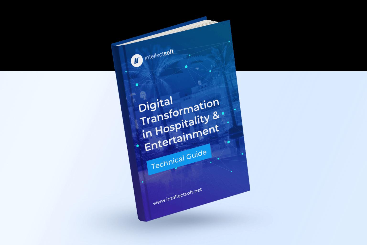 Digital Transformation in Hospitality Ebook