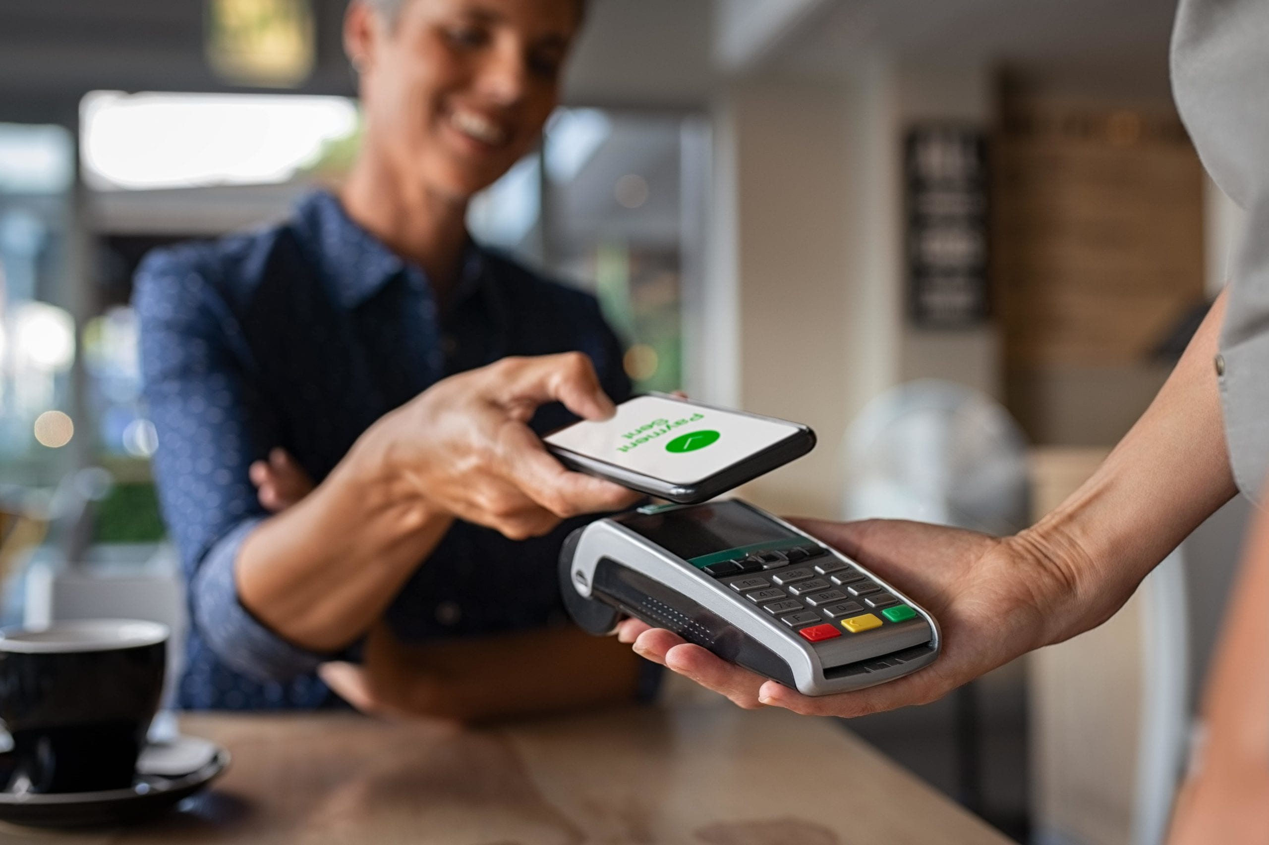 Hospitality Trends Contactless