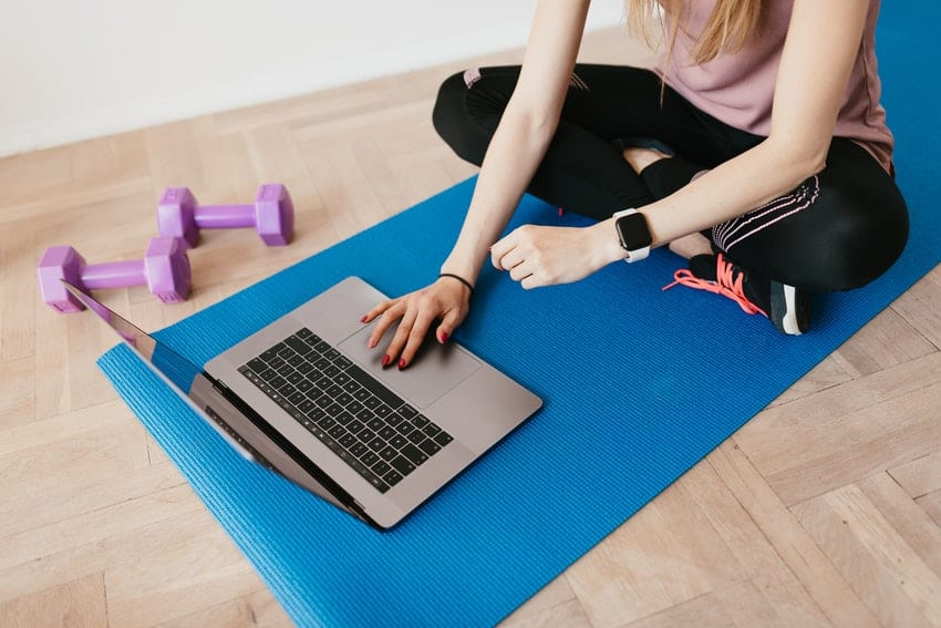 How to Create a Fitness App Workout