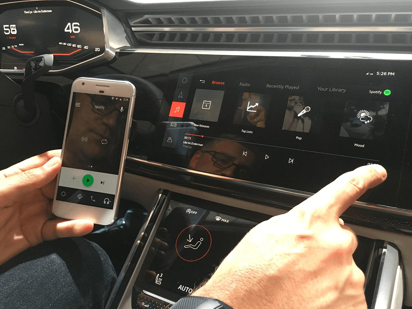 android auto io 2017 google