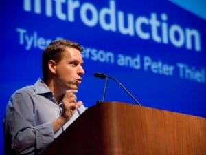 Peter Thiel Lectures at Stanford University