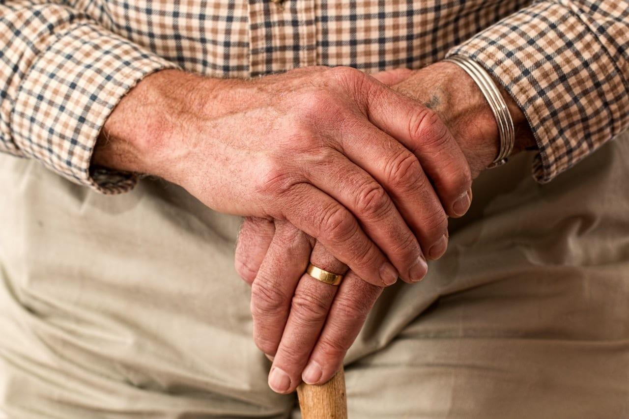 Senior Care Trends Person