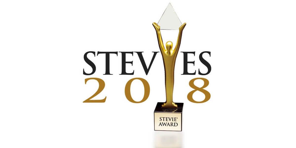 Stevie Award 2018