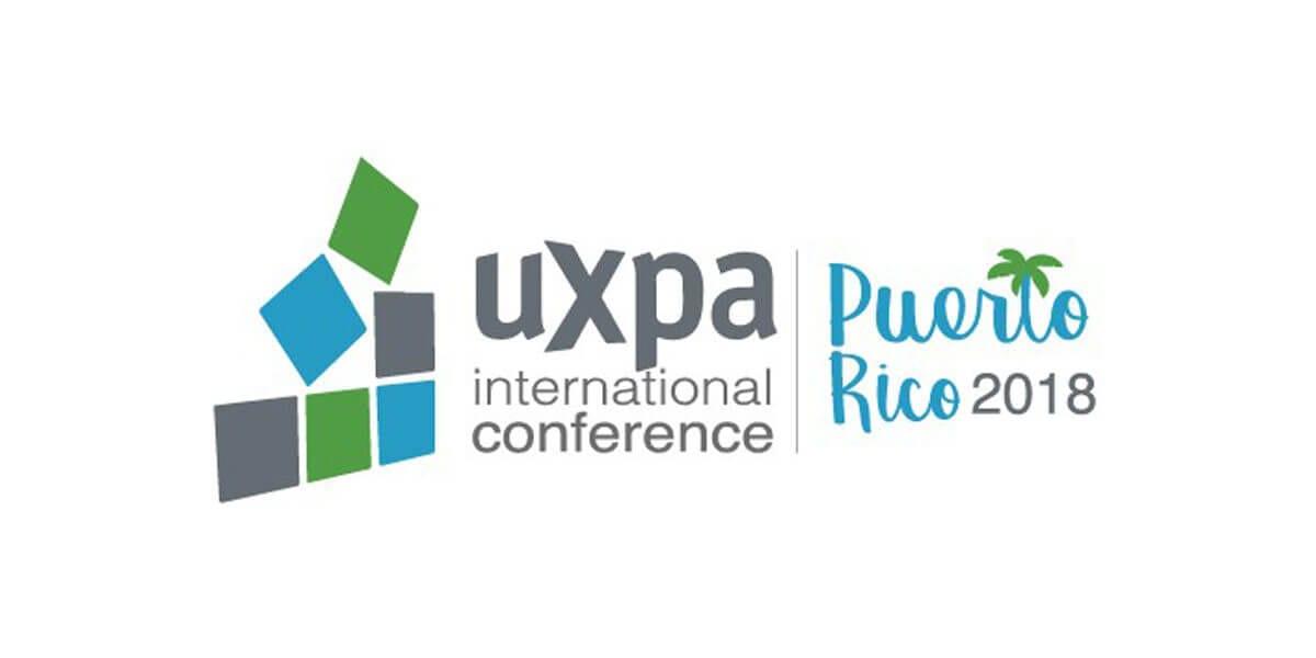 UXPA 2018 Conference