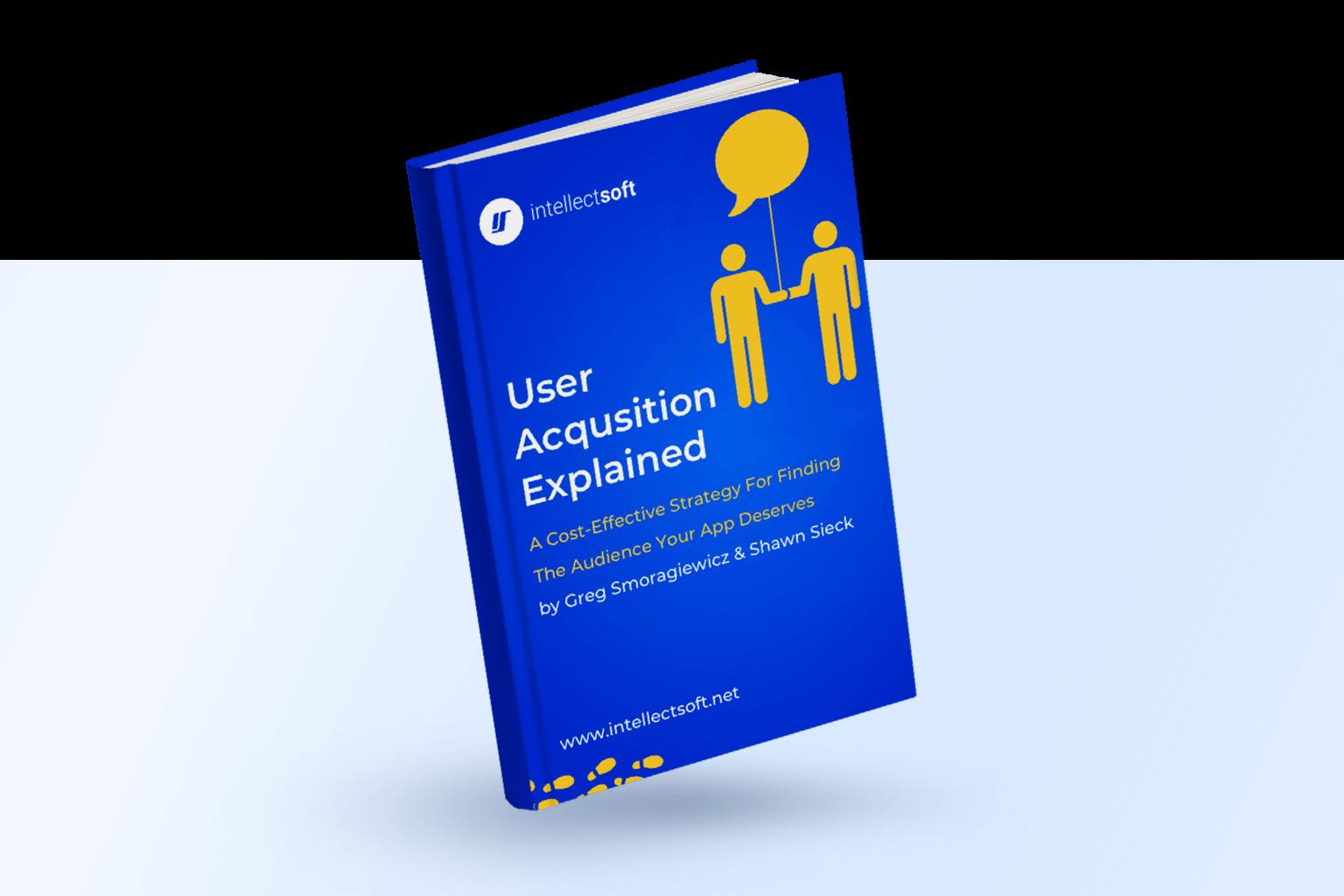 User Acquisition Ebook