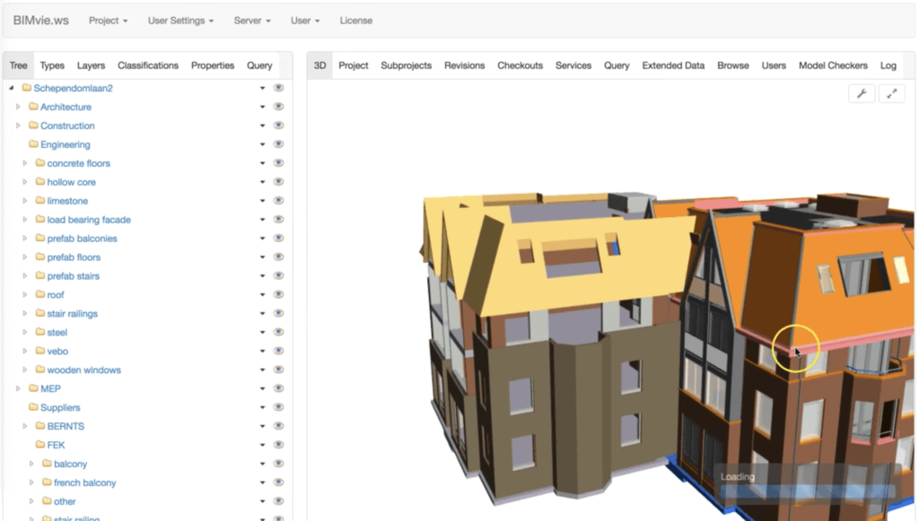 bim open source software