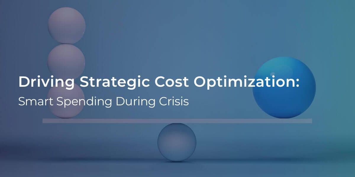 cost optimization covid-19