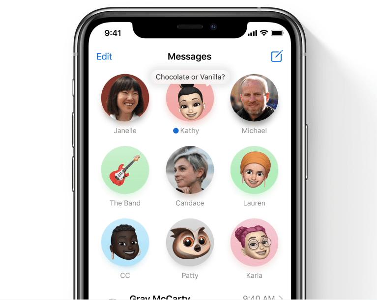 Messenger: Quicker, Easier Conversations