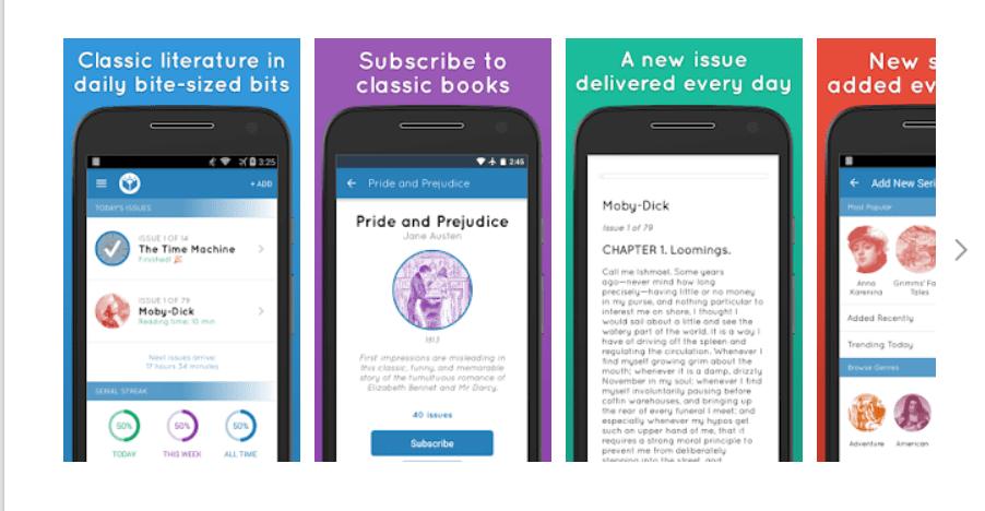 Serial Reader App