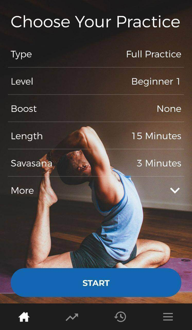 Down Dog Fitness App