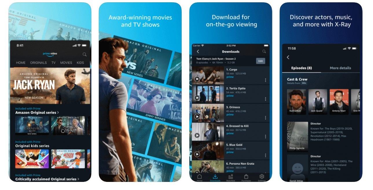 Amazon TV apps