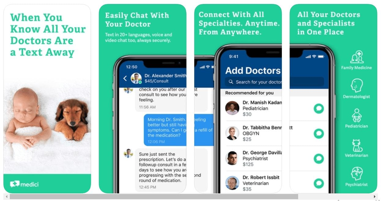 Telehealth apps 2