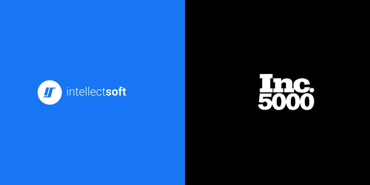 Intellectsoft Makes a Big Leap in Inc. 5000 in 2018
