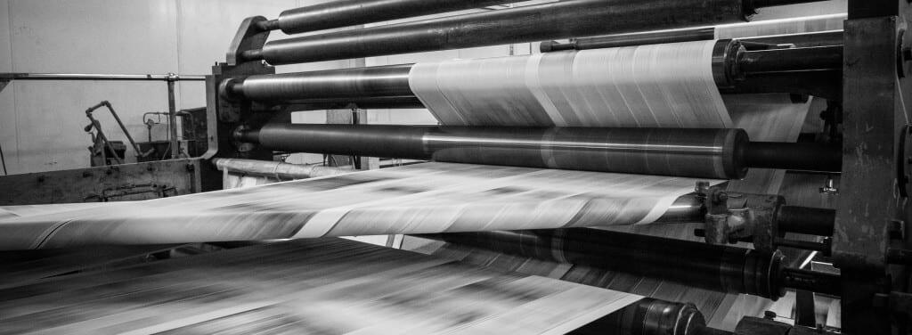 printing press app marketing