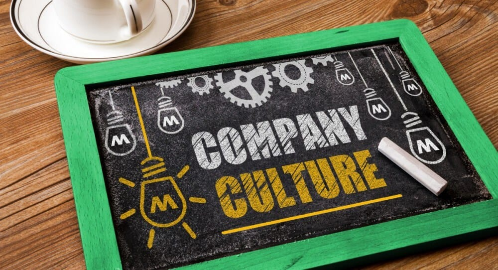 Company Culture: Weapon Against Disruption