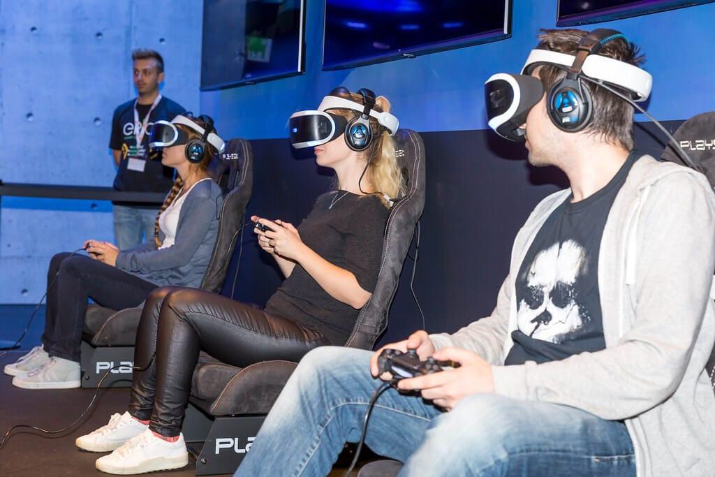 Virtual Reality App Ideas